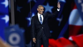 Watch President Barack Obama s full speech at the 2016 Democratic National Convention
