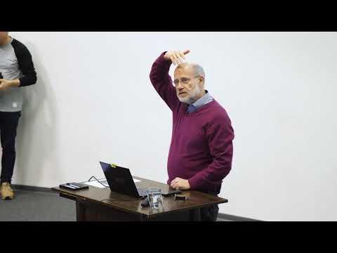DOKU - Prof. Dr. Harald Lesch an der TH Köln 2019 | Vortrag Zeitalter des Kapitalozän