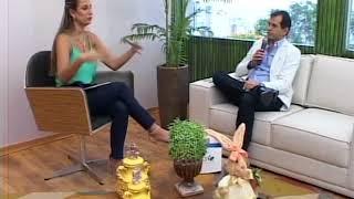 Muito Mais com Ju Pavan recebe o naturopata Alcir Marques - 20/03/18