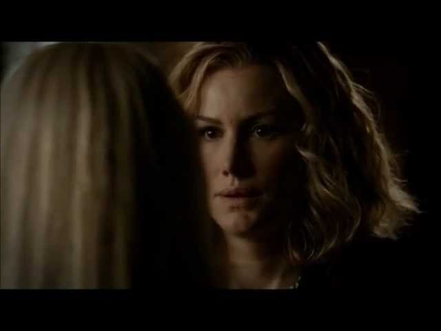 The Vampire Diaries Season 3 Episode 19 3x19 Rebekah And Ester Youtube