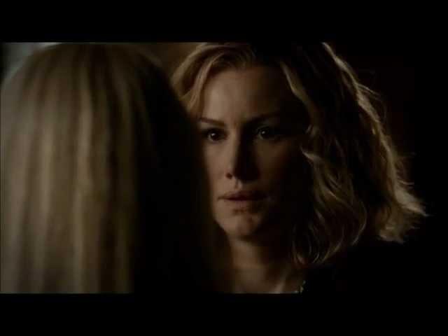 The Vampire Diaries Season 3 Episode 19 3x19 Rebekah And Ester Youtube