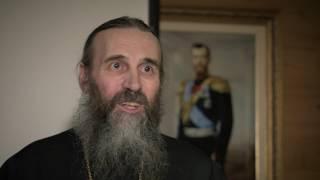 Протоиерей Александр Захаров на конференции заключение