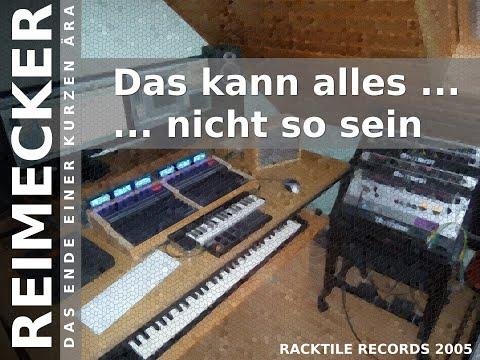 (RR) : Reimecker - Das kann alles nicht so sein...
