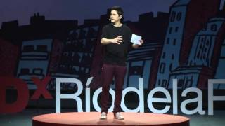 La risa de las ideas | Luciano Mellera | TEDxRiodelaPlata