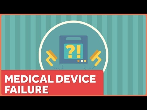 Medical Device Failure, and How Data Can Help Us Prevent It