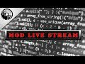 (FDR Logging) - [LIVE STREAM] - Modding + Playing FS2017