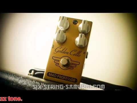 Mad Professor Golden Cello Review/Instrumental | Six-String Samurai