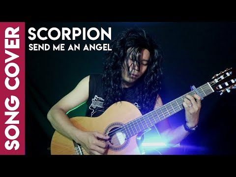 Scorpion Send Me An Angel - Cover