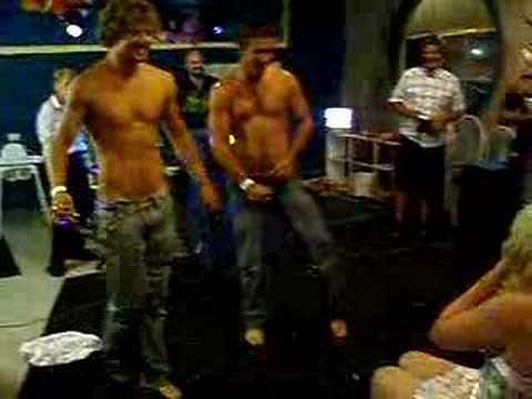Striptease for Danni's 21st
