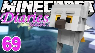 Eastern Wolf Tribe | Minecraft Diaries [S2: Ep.69 Roleplay Survival Adventure!]