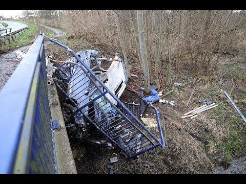 Unfall B105 Heute