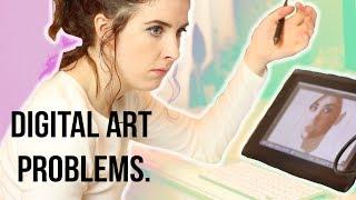 Digital Art Problems