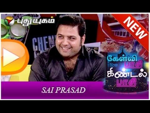 Actor Sai Prasad - Kelvi Paathi Kindal Paathi