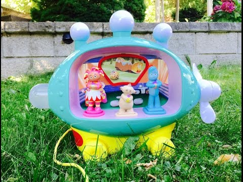 Musical PINKY PONK In The Night Garden Toy Outdoors!