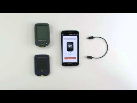 FreeStyle USB Meters - Sync With Glooko Mobile App