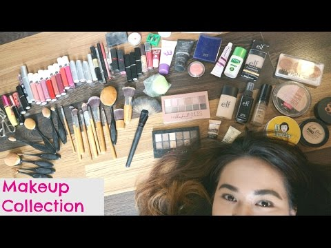 MY MAKEUP COLLECTION | Koleksi Make Up - Edisi Palembang
