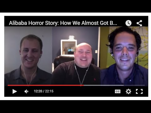 Alibaba Horror Story: How We Almost Got Banned from Amazon!