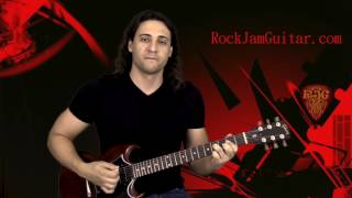 Easy Guitar Lesson - Lick It Up - Kiss