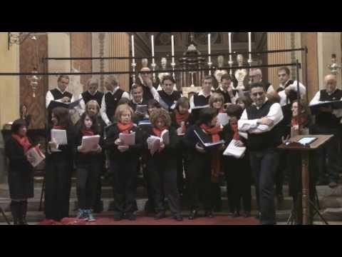 Mele Kalikimaka Cantare per il Natale - Chiesa parrocchiale di Mercurago - 23 dicembre 2011