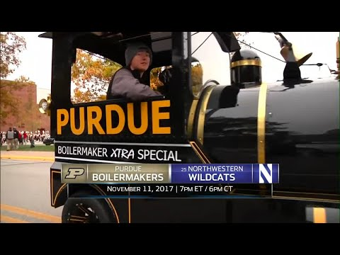 Week 11 Football Preview: Purdue at Northwestern