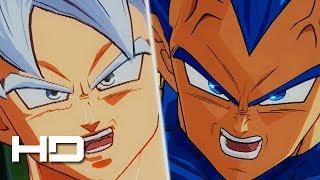 Dragon Ball FighterZ - Goku Mastered Ultra Instinct VS Vegeta Blue Evolution Transformation PC Mod