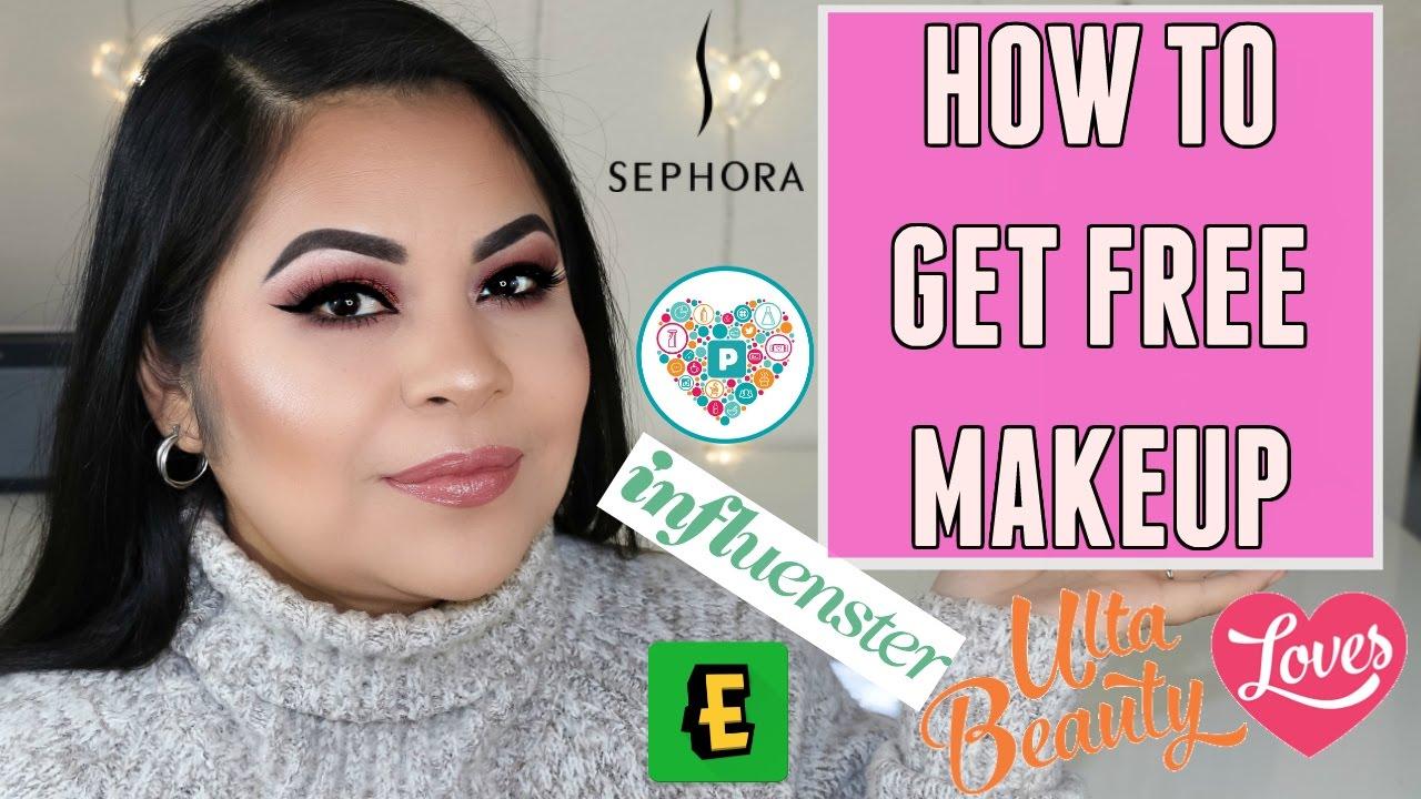 Get Free Makeup From Ulta Sephora
