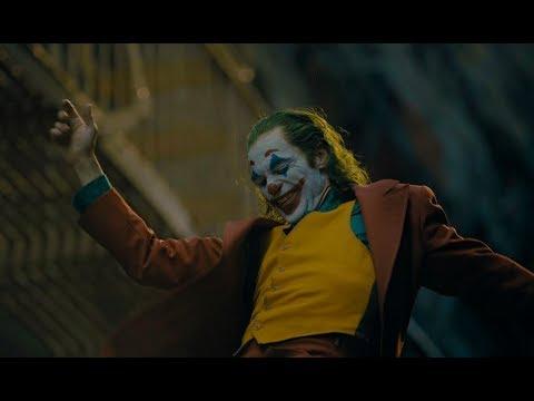 Джокер Танец на Лестнице. Побег от Полиции | Джокер [UltraHD, 4K]