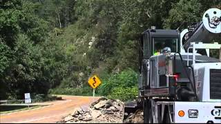 More Rockslides Waiting to Happen:  The Future of Highway 64