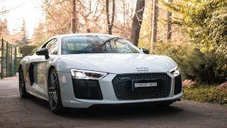 Audi R8 V10 Plus - Vorsprung durch Technik