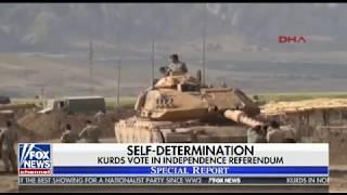 Kurds vote in Independence Referendum