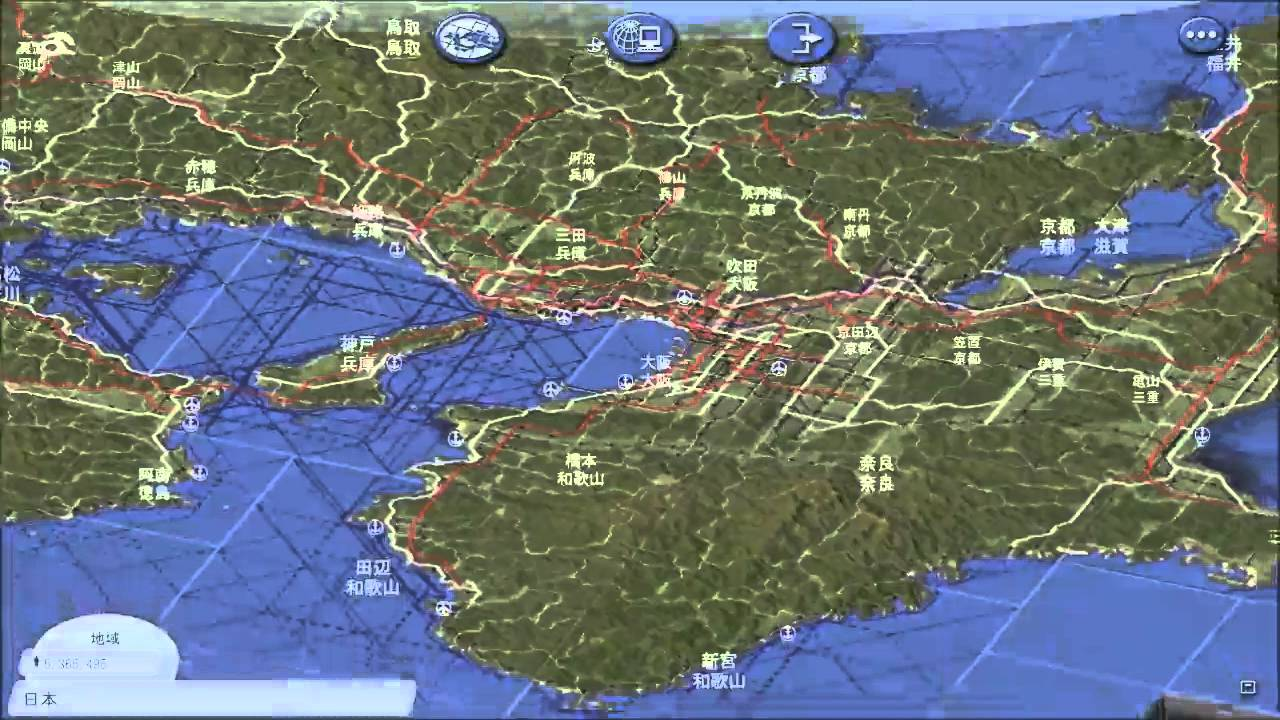 SimCity Japan Complete YouTube - Japan map 4