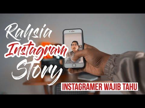 5 RAHSIA Instagram Story Yang WAJIB Korang Tahu !!