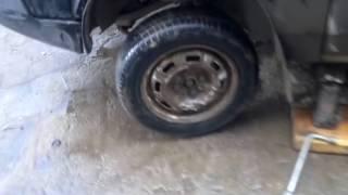 москвич 2141 решение проблемы с рулевыми наконечниками