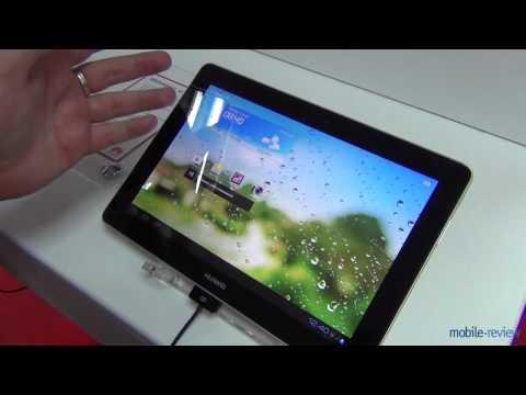 Знакомство с Huawei Mediapad 10 FHD