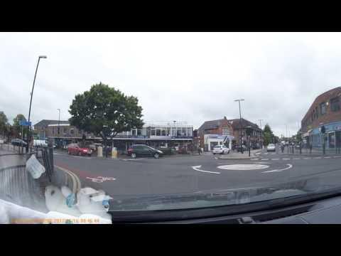 Bad driving West Bridgford 16/05/17