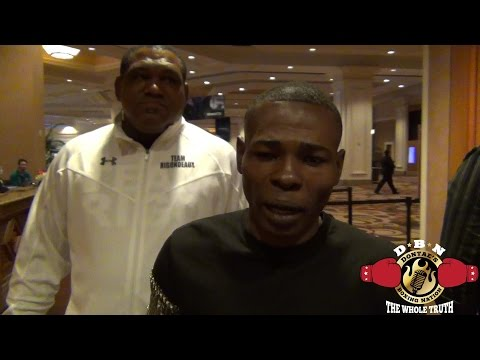 (WARNING) RIGONDEAUX REACTS TO CARL FRAMPTON WIN OVER SANTA CRUZ AND CALLS HIM OUT #NewMedia