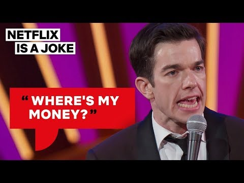 John Mulaney Got Cheated Out Of $120K | Netflix Is A Joke