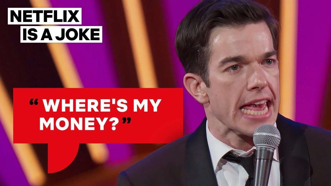 Here's How Much John Mulaney Is Really Worth