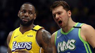 Los Angeles Lakers vs Dallas Mavericks Full Game Highlights   January 10, 2019-20 NBA Season
