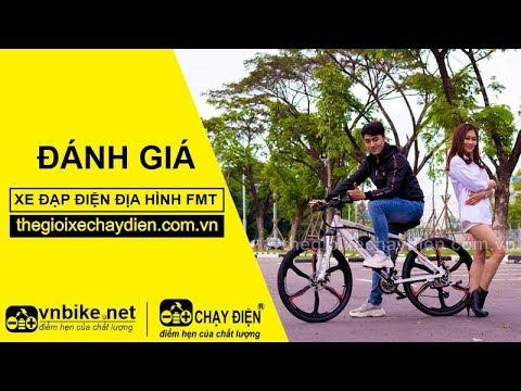 Đánh giá xe đạp điện địa hình FMT nhập khẩu