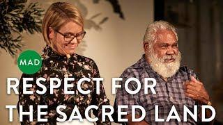 Respect For the Sacred Land   Uncle Max Dulumunmun Harrison
