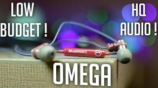 Brainwavz Omega IEM Earphones - Review
