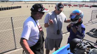KART RACING-Driver Coach Jerry Henderson