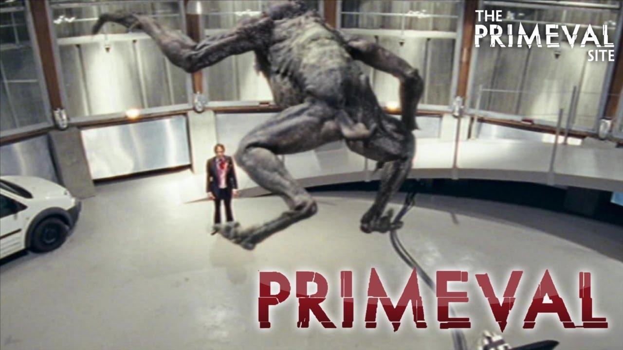 Download Primeval: Series 2 - Episode 6 - James Lester vs the Future Predator (2008)