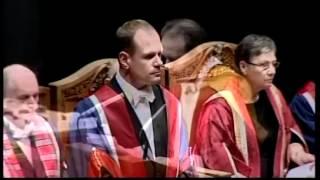 Honorary Degree for John Howie