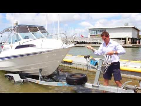 Savage 5.5 Surveyor Sea Trial | JOHN CRAWFORD MARINE | Savage Boat Reviews
