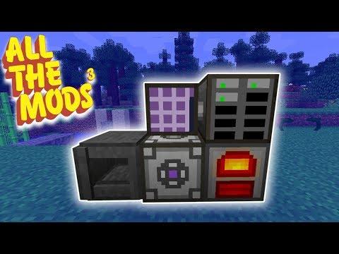ME-System Läuft! + Ab jetzt TÄGLICH! - #5 - All The Mods 3 - Minecraft 1.12 Modpack