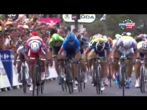 Tour de France  Kittel nabs opening stage