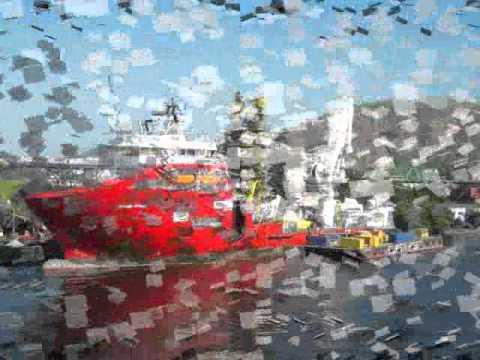 norge offshore norwegian boat offshore vessel