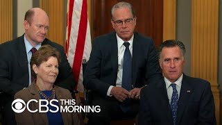 Senators announce first bipartisan climate caucus